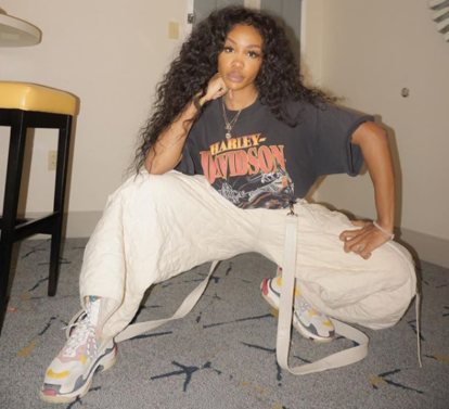 SZA on Being 'Mad as Hell' After Not Winning a Grammy