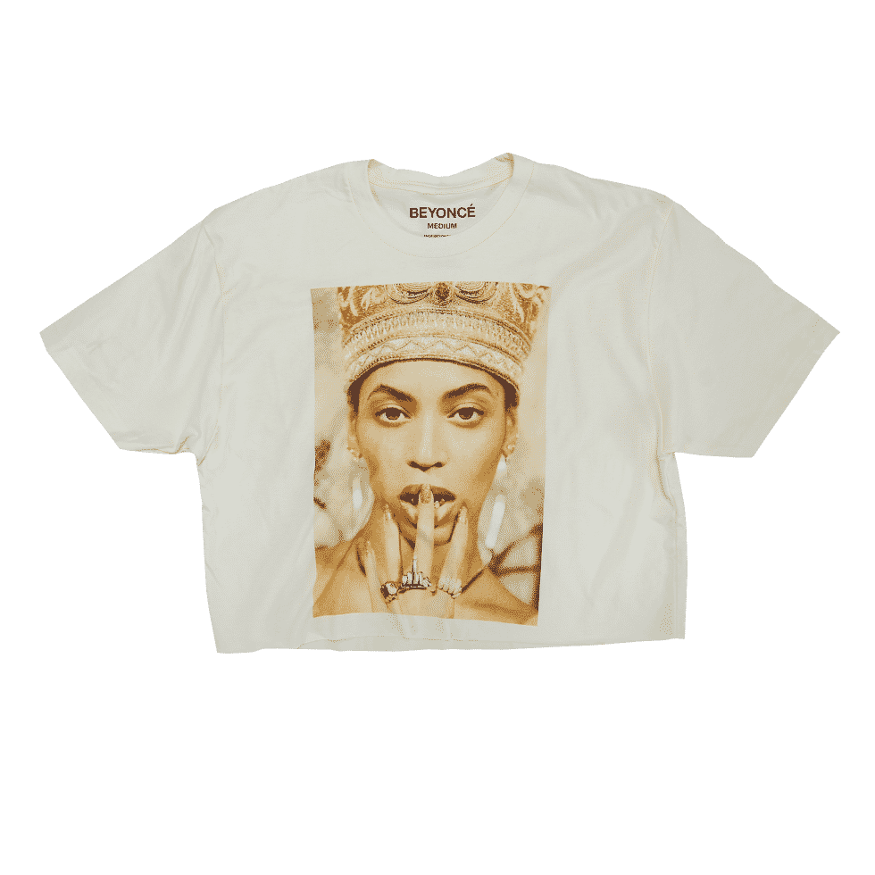 95c523d122ee Beyoncé Releases Queen Nefertiti-Inspired Merch • EBONY