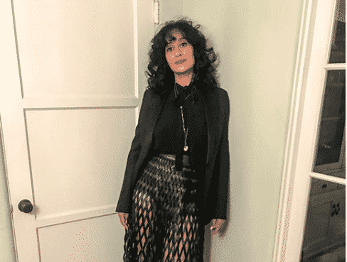"Tracee Ellis Ross Jokes About ""Dangers of Fashion"""