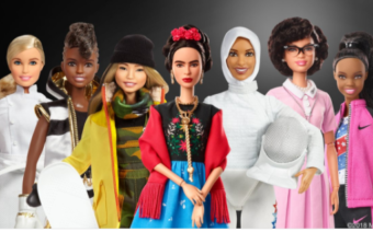 Katherine Johnson Among Historic Women Being Made into Barbies