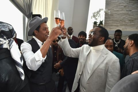 JAY-Z Takes Forbes' Top Spot After Diddy's Three-Year Reign