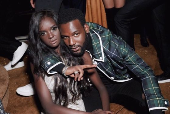 Kofi Siriboe Confirms Relationship With Model Duckie Thot