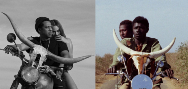 Beyoncé & JAY-Z's OTR II Poster Inspired By Classic Senegalese Film