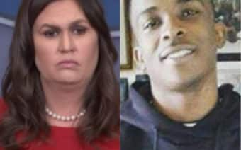 White House Calls Stephon Clark Police Shooting a 'Local Matter'