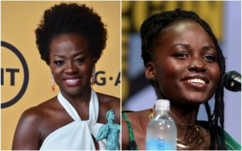 The Woman King, Viola Davis, Lupita Nyong'o