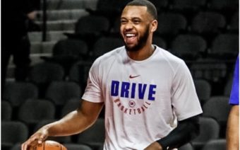 Zeke Upshaw, G-League