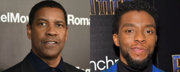 Chadwick Boseman Finally Got to Thank Denzel For Paying for Acting Classes