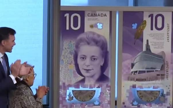 Canada Reveals New $10 Bill Featuring Country's Black Civil Rights Legend
