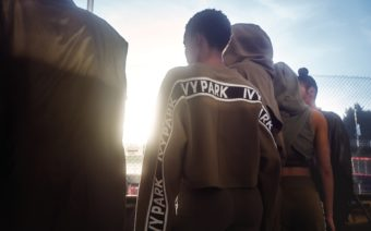 DeRay McKesson & Others Turn Up in IVY Park at OTRII (PHOTOS)