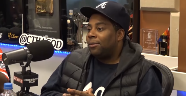 Kenan Thompson on Rebuilding His Friendship with Kel Mitchell