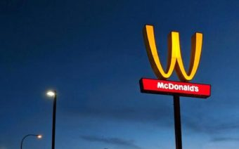 McDonald's Names First Black CEO