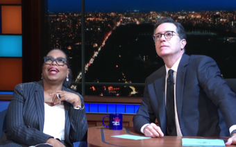 """Oprah Gets Her Sign from """"God"""" to Run for President"""