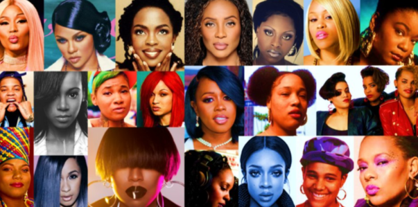 Brooklyn Congressman to Honor Female Rappers for Women's History Month