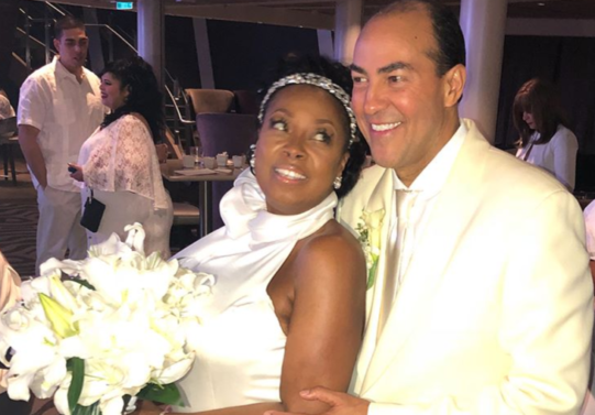 Tina Lawson, Holly Robinson Peete & More Attend Star Jones' Yacht Wedding (PHOTOS)