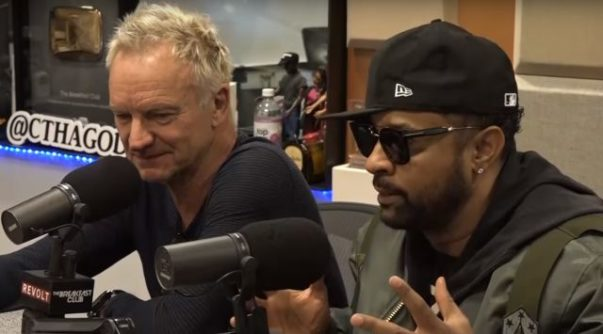 Sting Speaks on Cultural Appropriation and Working with Shaggy