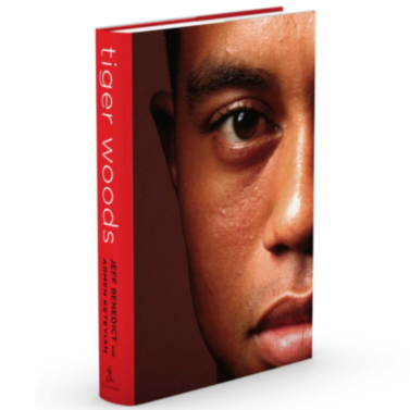 Tiger Woods Biography to Be Adapted for TV Docuseries