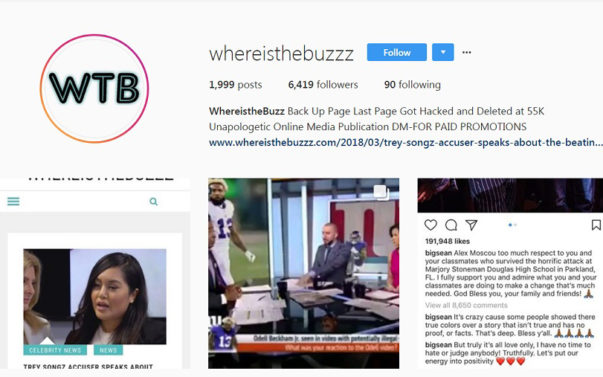 21-Year-Old Turns Instagram Page Into An Online Media Page