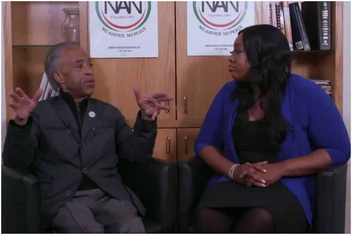 MArtin Luther King Jr.'s, Al Sharpton