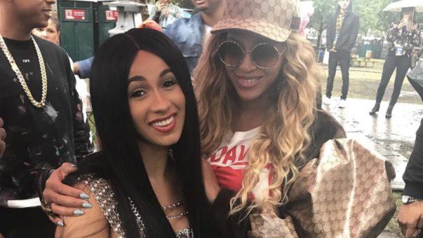 Cardi B Breaks Beyoncé Billboard Record