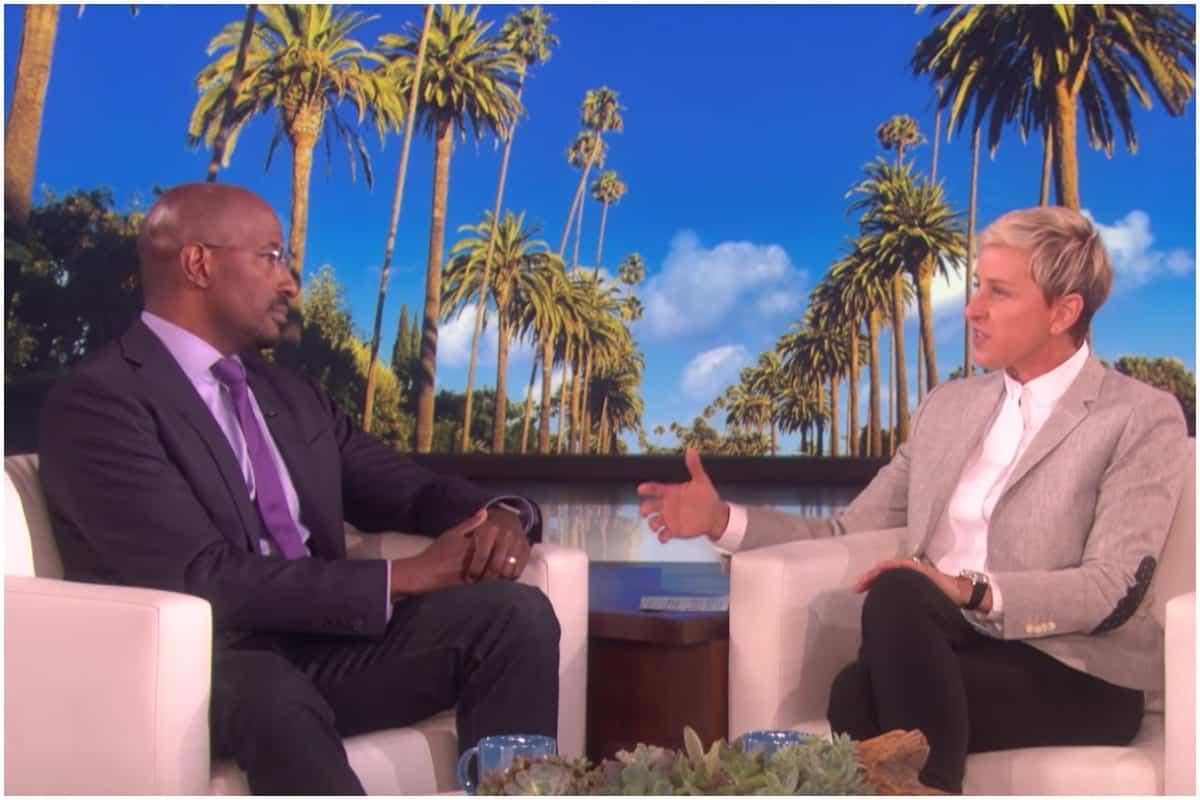 Ellen DeGeneres, Van Jones