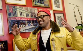 Mike Epps is unscripted and unapologetic in his new book, 'Unsuccessful Thug'
