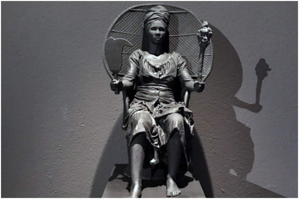 Black Woman, Mary Thomas, I am queen mary