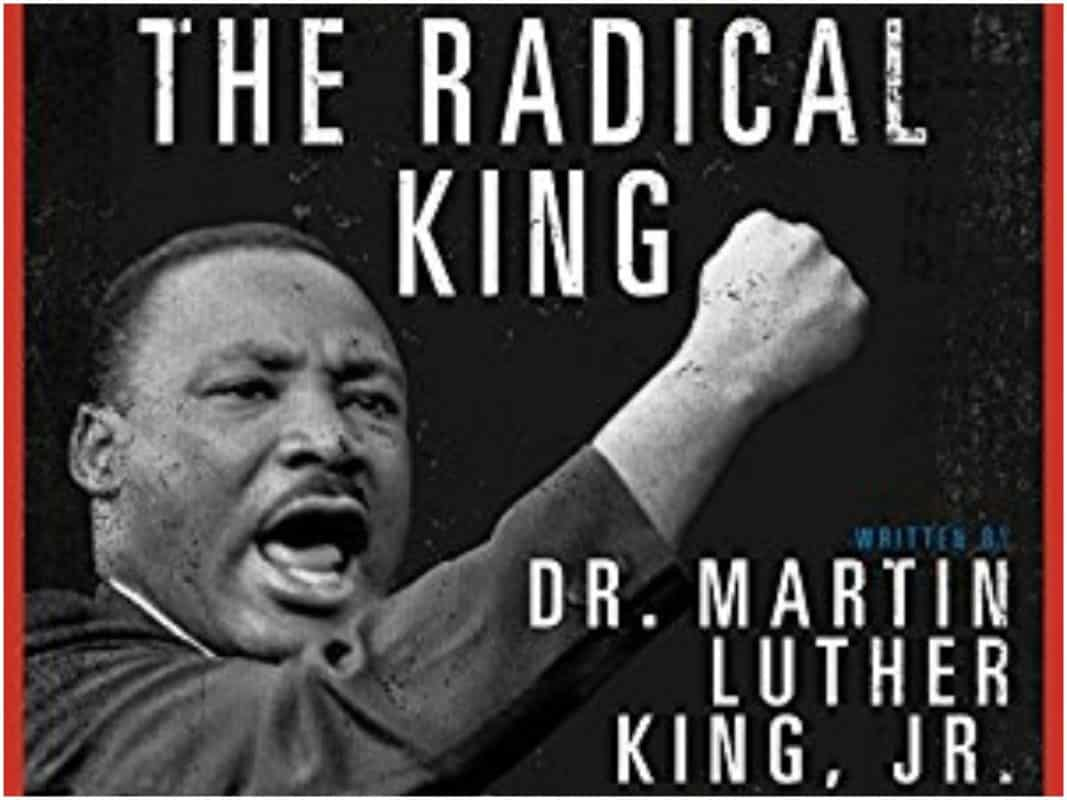 The Radical King, Audible