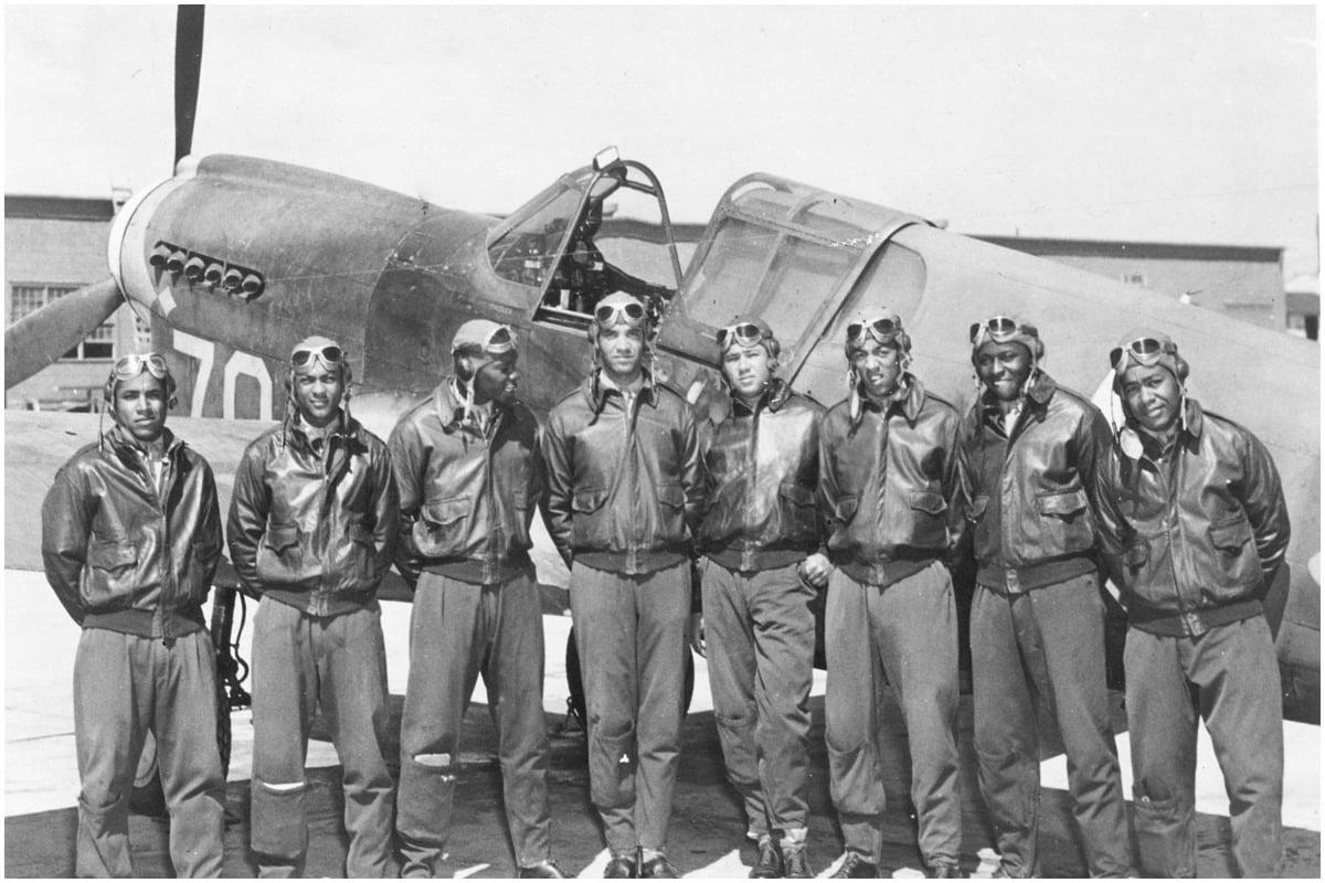 Tuskegee Airman, Tuskegee Airmen