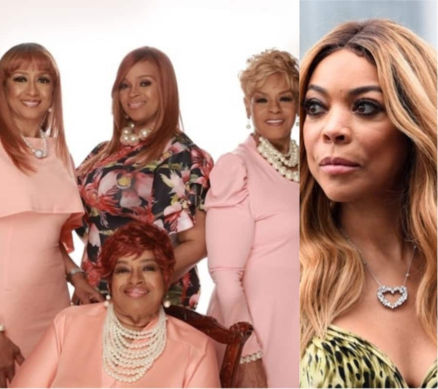 Wendy Williams, Clark Sisters