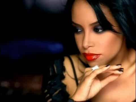 First look at the aaliyah for mac