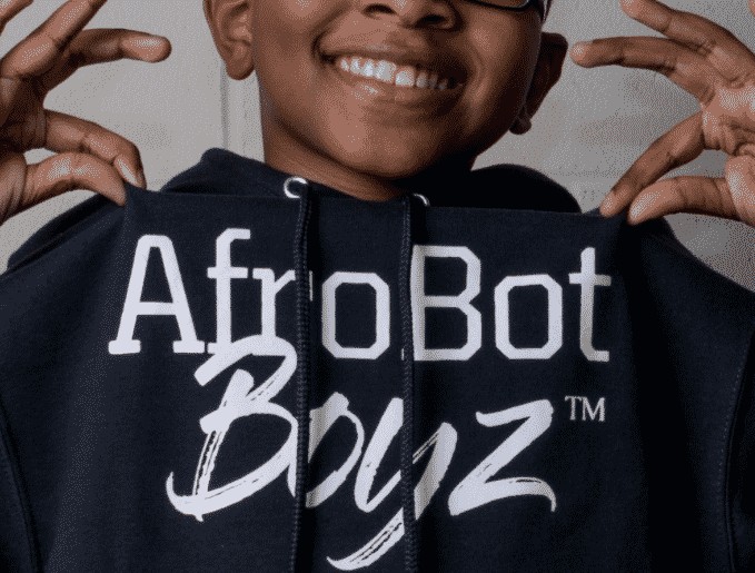 12-Year-Old Launches Tech Initiative After Being Inspired by 'Black Panther'