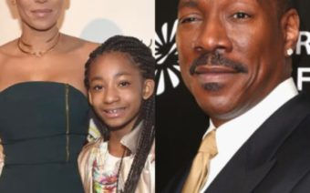 Eddie Murphy & Daughter Angel Celebrate Shared Birthday Together (VIDEO)