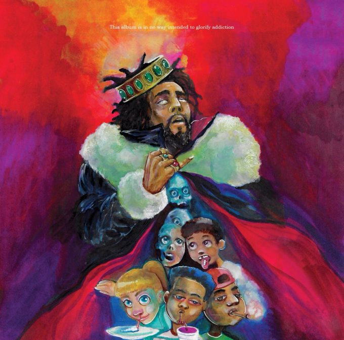 J  Cole Releases New Album, 'KOD' Days After Announcement