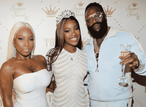 Rick Ross Throws Daughter Lavish Sweet 16, Buys Teen Bentley Truck (VIDEO)