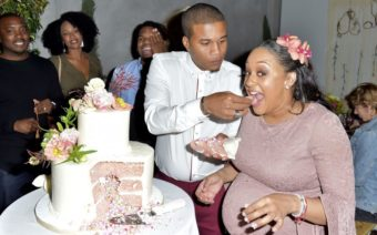 Tia Mowry And Cory Hardrict Throw Gorgeous Baby Shower for Daughter On the Way (PHOTOS)