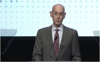 Adam Silver, NBA Commissioner