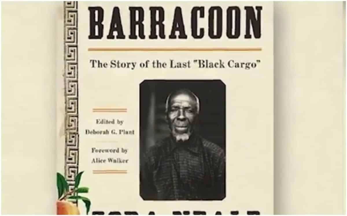 Cudjoe Lewis, Zora Neale Hurston, last slave ship