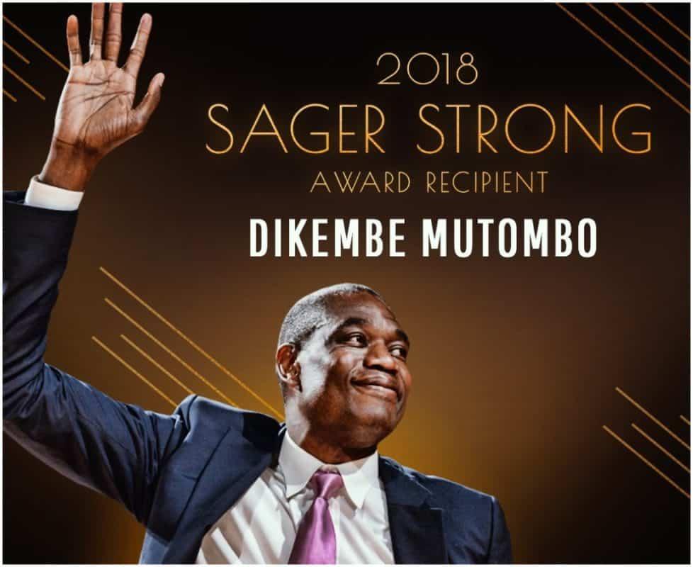 Dikembe Mutombo, NBA Awards