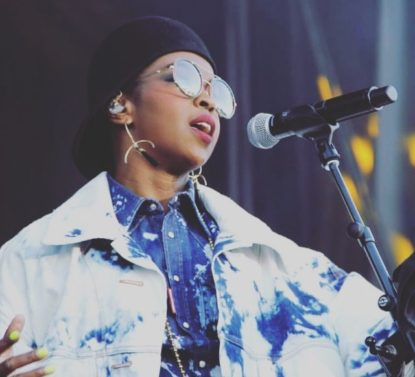 Lauryn Hill Cancels Several Tour Dates Due to 'Unforeseen Production Issues'