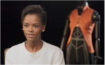Letitia Wright, Black Panther