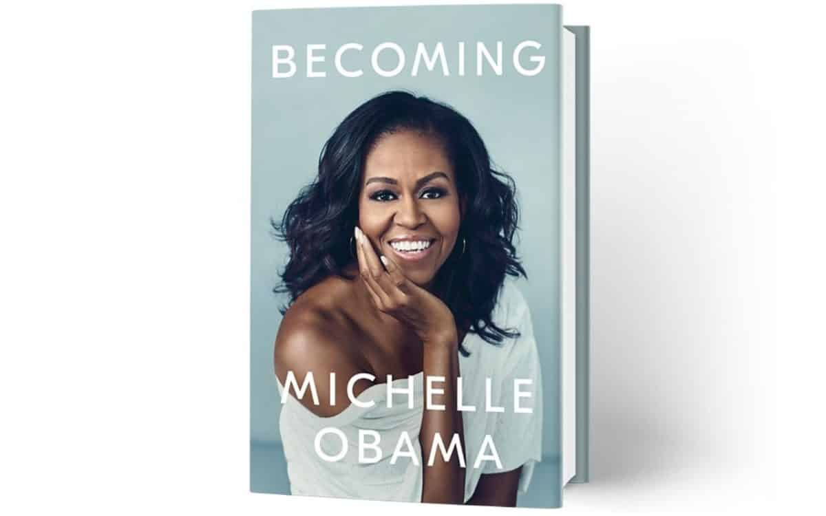 Michelle Obama, Memoir, Becoming