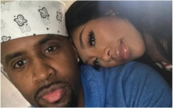 Safaree, K. Michelle