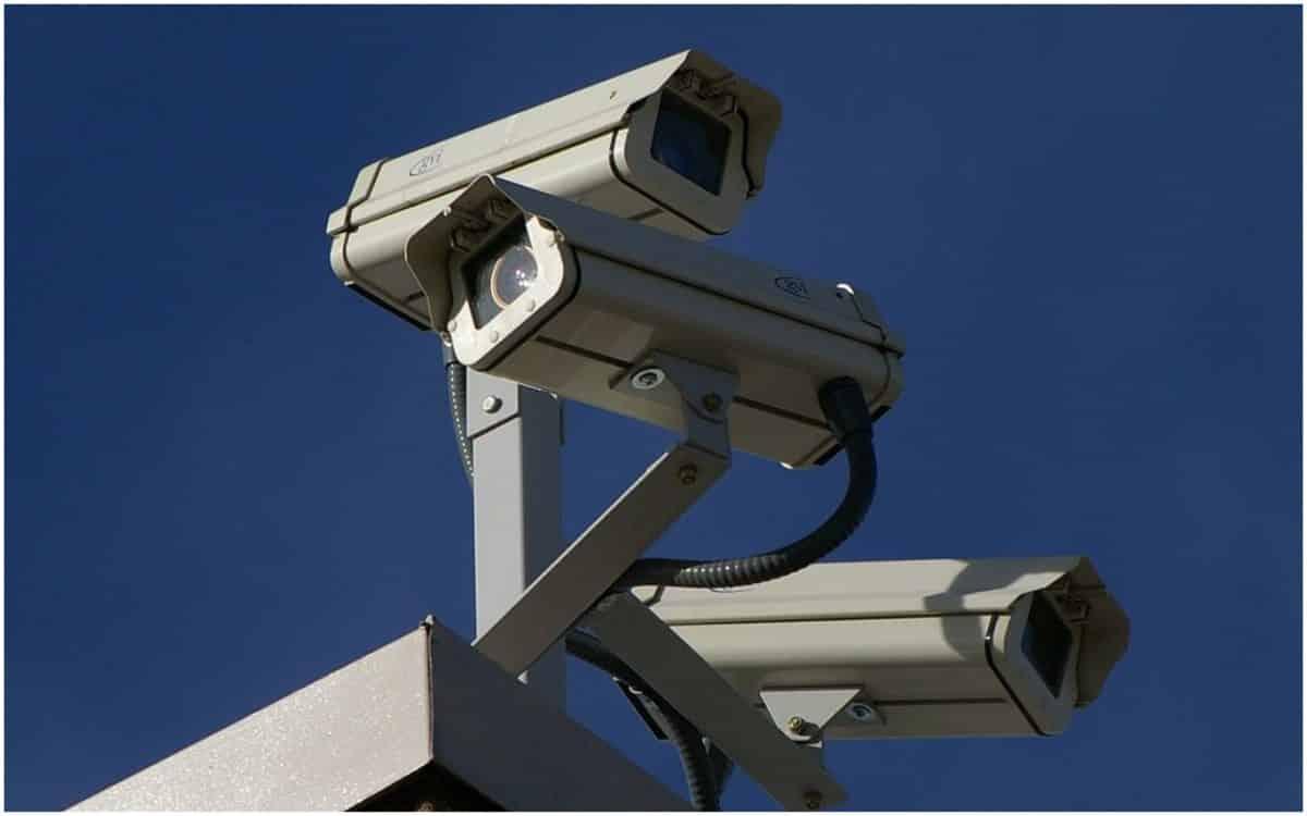 Surveillance Camera, Amazon
