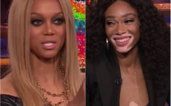 Winnie Harlow Claims 'America's Next Top Model' Doesn't Actually Help Models