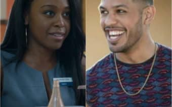 'Insecure's' DomiNique Perry & Sarunas Jackson Welcome Newborn Daughter! (PHOTOS)