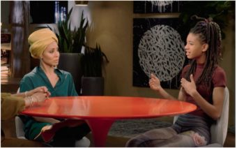 Willow Smith, Jada Pinkett Smith, Red Table Talk