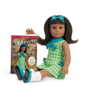 American Girl Introduces Motown-Loving Doll From Civil Rights Era