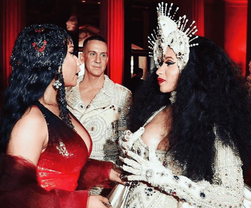 Cardi B Denies Nicki Minaj Sent Her 5 000 Worth Of Baby Gifts Update
