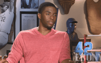 Throwback Thursday: Chadwick Boseman Talks Being Called the N-Word While Filming '42'