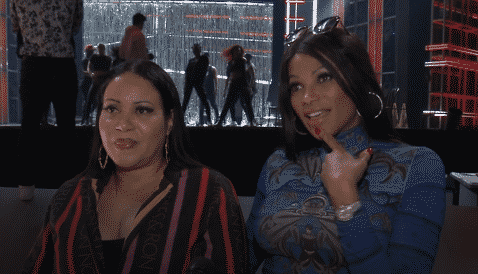 4b1653ec60 EBONY caught up with iconic female hip-hop group Salt-N-Pepa as the ladies  rehearsed for their epic throwback performance at the 2018 Billboard Music  Awards ...